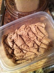 Roasted Almond Honey Butter