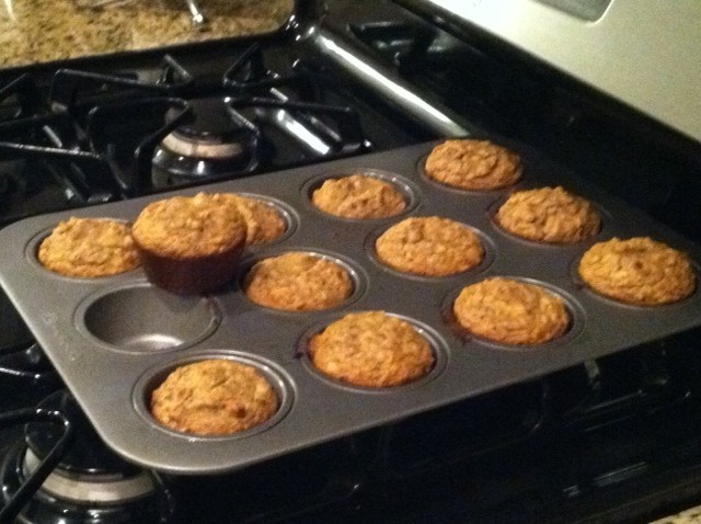Paleo Banana Nut Muffins, Paleo Recipes, Paleo Diet