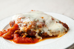 chicken parm 300x200 Paleo Chicken Parmesan