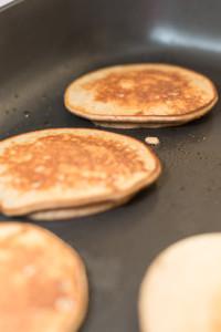 pancakes1 200x300 Paleo Banana Pancakes