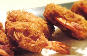 COCONUT SHRIMP 2 e1360063789114 300x192 Paleo Coconut Shrimp