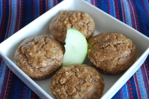 dsc 1116 300x200 Paleo Apple Muffins