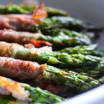 Roasted Prosciutto Wrapped Asparagus Recipe